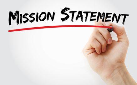 企業におけるミッションステートメント
