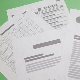 読みやすい配置と文章構造