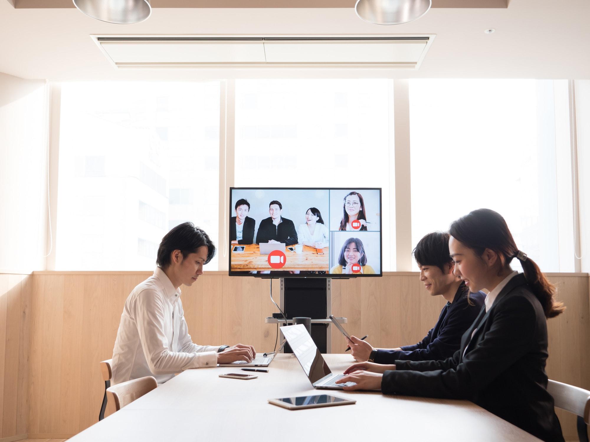 オンライン企業研修の実施方法